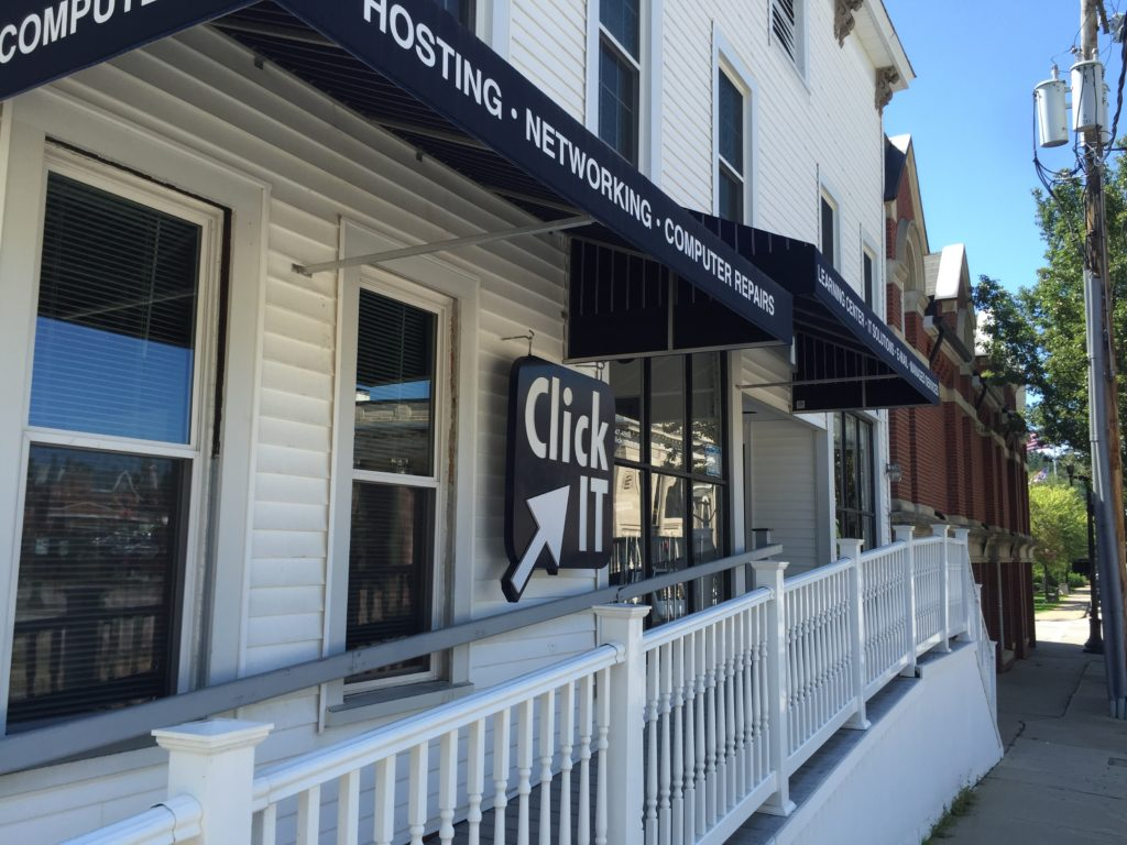 Click IT Shop in Chagrin Falls